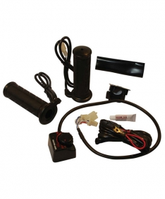 Heated Laser Grips (Fits 7/8″ Bars)