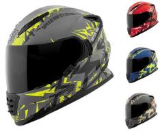 Speed and Strength SS1600 Critical Mass Helmet