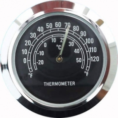 Stem Nut Thermometer