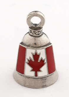 Guardian Bell – Canada Flag