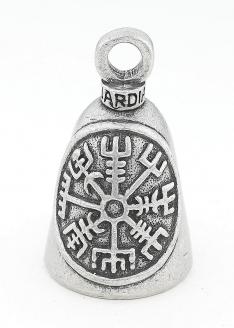 Guardian Bell – Vegvisir Symbol