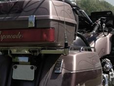 Left side Antenna Mount for GL1200