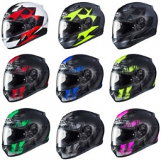 HJC CL-17 Helmets – Various Sizes, Colours and Styles.