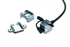 Kuryakyn USB Power Source, Chrome