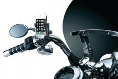 Kuryakyn Bar Mount Tech-Connect® Device Mounting System