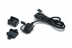 Kuryakyn USB Power Source, Black