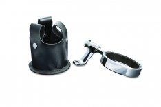 Kuryakyn – Universal Drinking Holder with Beverage Carrier for Perch Mount