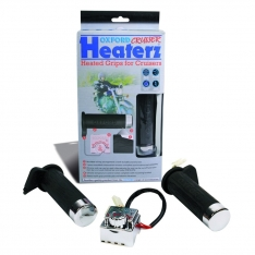Oxford Heaterz – Heated Grips for Cruisers 1″ bars