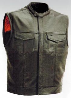 Leather Easy Rider Vest