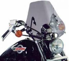 RoadKrome Sport M100 Windshield – Smoke