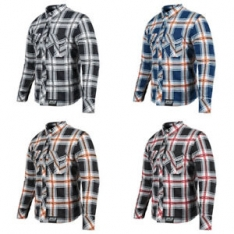 Speed and Strength Rust and Redemption Armored Moto Shirt