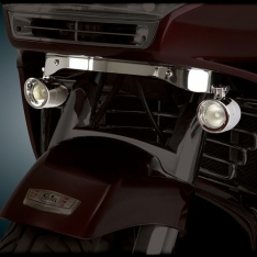 Show Chrome Mini-Halogen Driving Lights