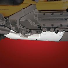 Show Chrome Lower Cowl for Honda