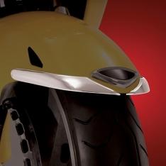 Show Chrome Front Fender Accent