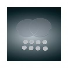Show Chrome Lamp Guard Fog Light Protectors