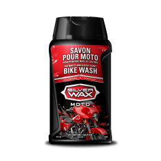 Silver Wax – Bike Wash for Matte and Glossy Paint