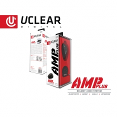 UCLEAR AMP Plus Bluetooth Helmet Audio System – Dual Kit – SOLD OUT –