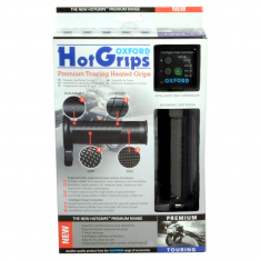 Oxford Heaterz – Premium Heated Grips – Touring