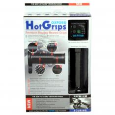 Oxford Heaterz – Premium Heated Grips – Touring