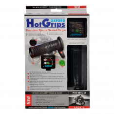 Oxford Heaterz – Premium Heated Grips – Sport