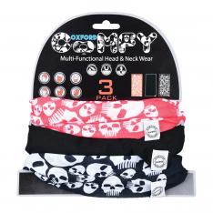 Oxford Comfy 3 Pack – Skulls