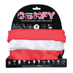 Oxford Comfy 3 Pack – Havoc Red