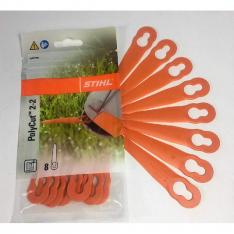Stihl PolyCut 2-2 Blades – 8 pack